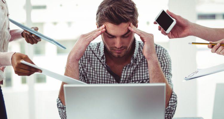 5 dicas para evitar estresse no trabalho: